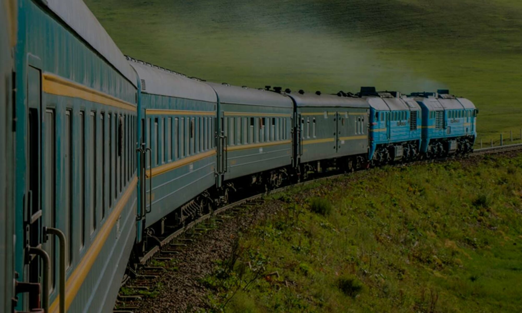 Travel on the Trans-Siberian Railway in 2021